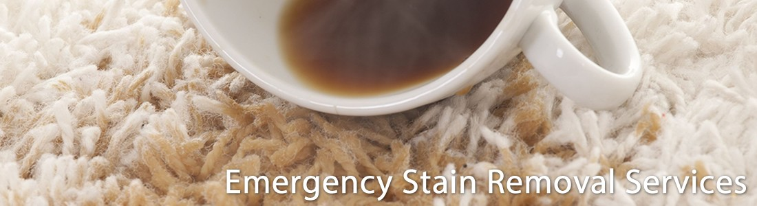 emergency stain removal services